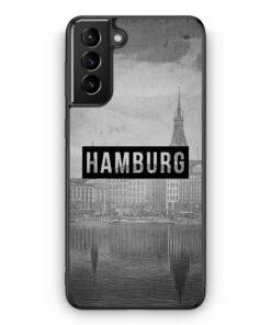 Samsung Galaxy S21 Silikon Hülle - SW Hamburg