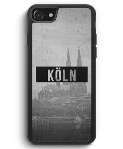 iPhone SE 2020 Silikon Hülle - SW Köln