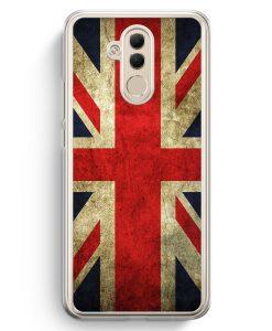 Huawei Mate 20 Lite Hardcase Hülle - Großbritannien Great Britain Union Jack