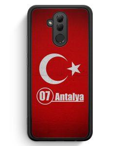 Huawei Mate 20 Lite Silikon Hülle - Antalya 07