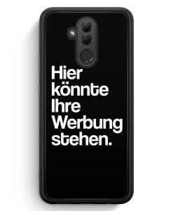 Huawei Mate 20 Lite Silikon Hülle - Hier könnte Ihre Werbung stehen
