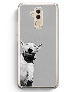 Huawei Mate 20 Lite Hardcase Hülle - SW Bullterrier